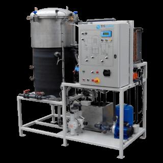 Évaporateur recycleur d'eau