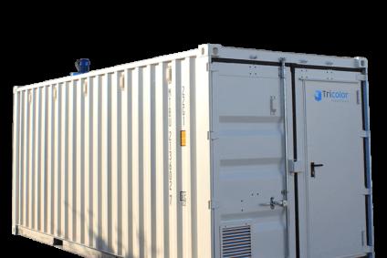 Container de Préparation / Stockage