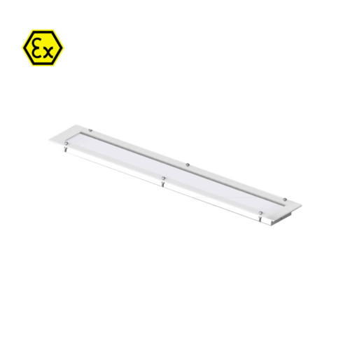 éclairage LED Atex pour cabine de peinture