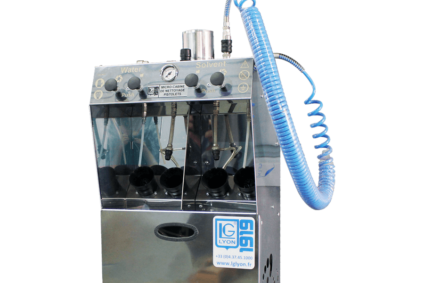 Mini nettoyeur pistolet eau/solvant