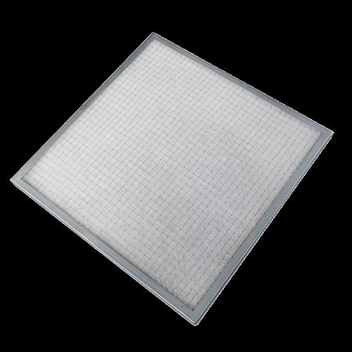 filtre synthétique pour la cabine de préparation application nettoyage Vento