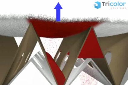 Les filtres en carton plissé