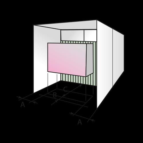 norme dimensions cabine de peinture